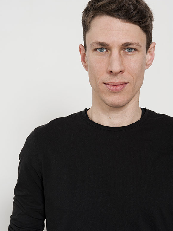 Portrait von Tobias Gossow – Comicbuero
